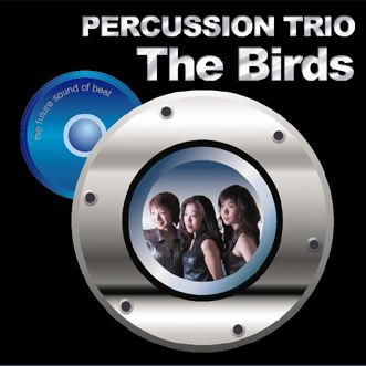 PERCUSSION TRIO The Birds/the future sound of beat (BKMW-0102)